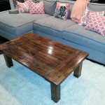 Polished Farmhouse Coffee Table
