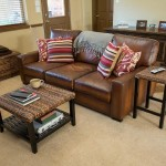 Seagrass Coffee Table Set