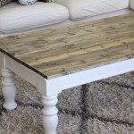 Stylish Farmhouse Coffee Table