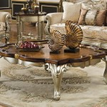 Vintage Luxury Coffee Table